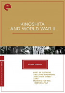 Kinoshita And World War II: Eclipse From The Criterion Collection