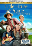 Little House On The Prairie: Season 4 - Deluxe Remastered Edition (DVD + UltraViolet)