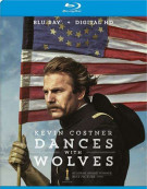 Dances With Wolves: 25th Anniversary (Blu-ray + UltraViolet)
