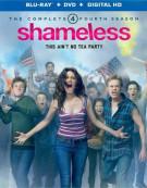 Shameless: The Complete Fourth Season (Blu-ray + DVD + UltraViolet)