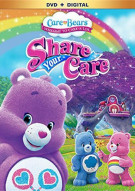 Care Bears: Share Your Care (DVD + UltraViolet)