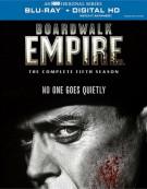 Boardwalk Empire: The Complete Fifth Season (Blu-ray + DVD + UltraViolet)