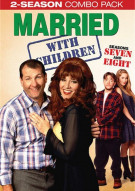 Married With Children: Seventh & Eighth Seasons (Combo Pack)