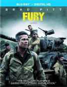 Fury (Blu-ray + UltraViolet)