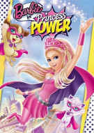 Barbie In Princess Power (DVD With Super Sparkle Mask)