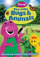 Barney: Tee-rific Bugs & Animals