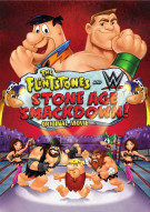 Flintstones And WWE, The: Stone Age Smackdown!