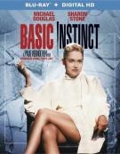 Basic Instinct (Blu-ray + UltraViolet)