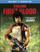 Rambo: First Blood (Blu-ray + UltraViolet)