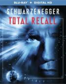 Total Recall (Blu-ray + UltraViolet)