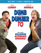 Dumb And Dumber To (Blu-ray + DVD + UltraViolet)