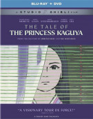 Tale Of The Princess Kaguya, The (Blu-ray + DVD)