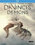 Da Vincis Demons: The Complete Second Season
