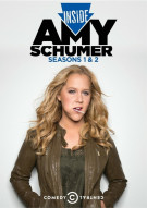 Inside Amy Schumer: Seasons 1 & 2 (DVD + UltraViolet)