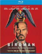 Birdman (Blu-ray + UltraViolet)