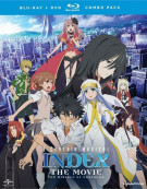 Certain Magical Index, A: Miracle Of Endymion (Blu-ray + DVD)