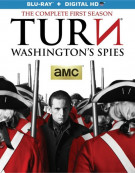 Turn: Washingtons Spies - The Complete First Season (Blu-ray + UltraViolet)