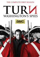 Turn: Washingtons Spies - The Complete First Season