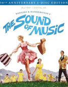 Sound Of Music, The: The 50th Anniversary 2-Disc Edition (Blu-ray + UltraViolet)