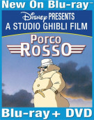 Porco Rosso (Blu-ray + DVD Combo)