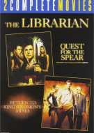 Librarian, The: Quest For The Spear / Return To King Solomons Mines