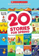 Scholastic Storybook Treasures: 20 Stories For Spring