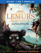 Island Of Lemurs: Madagascar (Blu-ray 3D + Blu-ray + DVD + UltraViolet)
