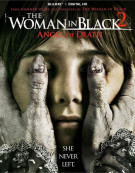 Woman In Black 2, The : Angel Of Death (Blu-ray + UltraViolet)