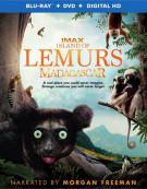 IMAX: Island Of Lemurs - Madagascar (Blu-ray 3D + DVD + UltraViolet)
