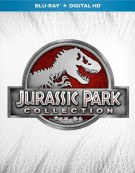 Jurassic Park Collection (Blu-ray + UltraViolet)
