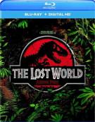 Lost World, The: Jurassic Park (Blu-ray + UltraViolet)