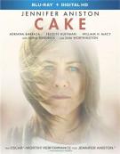 Cake (Blu-ray + UltraViolet)