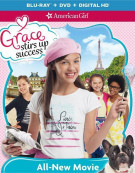 An American Girl: Grace Stirs Up Success (Blu-ray + DVD + UltraViolet)