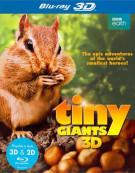 Tiny Giants (Blu-ray 3D)