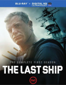 Last Ship, The: The Complete First Season (Blu-ray + UltraViolet)