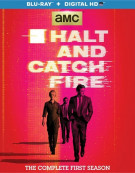 Halt And Catch Fire: The Complete First Season (Blu-ray + UltraViolet)