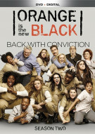 Orange Is The New Black: Season Two (DVD + UltraViolet)