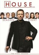 House: Season Eight (Repackage)