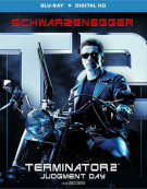 Terminator 2: Judgement Day - Skynet Edition (Blu-ray + UltraViolet)