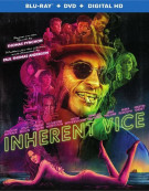 Inherent Vice (Blu-ray + DVD + Ultra Violet)