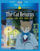 Cat Returns, The (Blu-ray + DVD Combo)
