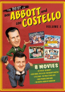 Best Of Abbott And Costello, The: Volume Two