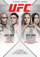 UFC 183 / 184: 2-Event Combo