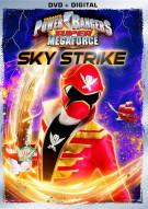 Power Rangers Super Mega: Sky Strike (DVD + UltraViolet)