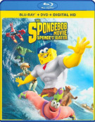 SpongeBob Movie, The: Sponge Out Of Water (Blu-ray + DVD + UltraViolet)