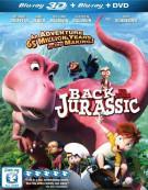 Back To The Jurassic (Blu-ray 3D + Blu-ray + DVD)