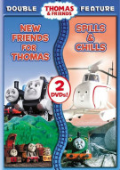 Thomas & Friends: New Friends For Thomas / Spills & Chills