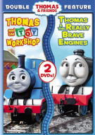 Thomas & Friends: Thomas And The Toy Workshop / Thomas & The Really Brave Engines