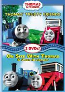 Thomas & Friends: Thomas Trusty Friends / On Site With Thomas