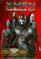 X-Men: Days Of Future Past - The Rogue Cut (DVD + UltraViolet)